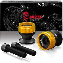 Sportster GZYF Pair Motorcycle Front Fork Leg Reflectors for Harley/All/Lower/Legs/Slider//Softail Orange