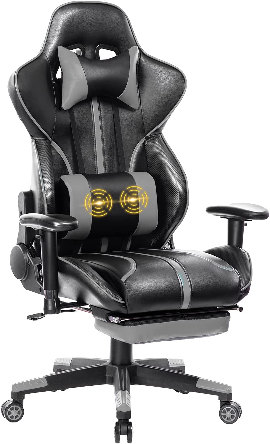 Blue Whale Gaming Chair Pc Computer, Ergonomic Office Chair Canada