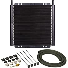 Derale 52508 25 Row Core Stacked Plate Cooler Kit