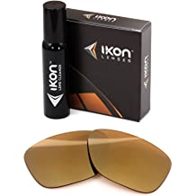 SFX Replacement Sunglass Lenses fits Maui Jim Twin Falls MJ417 63mm Wide