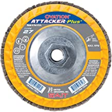 12-Pack United Abrasives-SAIT 02703 3//4-Inch by .014 Knot Type End Carbon Steel Brush