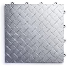 A504.000.203-25 Ribtrax Modular Flooring Tile Swisstrax Slate Grey - Pack of 25
