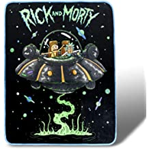 Rick and Morty Portal Run Car Magnet Hot Properties