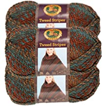 Lion Brand Touch Of Alpaca Bonus Bundle Yarn-Charcoal 3 Pack