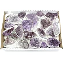 GEMS ~ MINERAL HERITAGE ~ AMETHYST ~ RHODOCHROSITE ~ TOURMALINE ~ PETRIFIED WOOD #1541a Block of 8 x 10/¢ US Postage Stamps