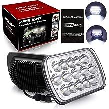 "5 3//4/"" Headlight Headlamp Ring Retainer Pair for Datsun 520 521 620 Pickup"
