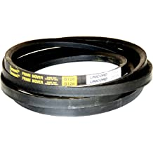 Rubber HBD//Thermoid BX53 Prime Mover Cogged Belt