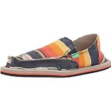 Sanuk Kids Lil Donna Hemp Shoe /& Cooling Towel Bundle