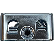 Concealed Southco R2-0257-02 Zinc Plated Steel Draw Latch Receptacle Pack of 4