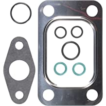 Engine Coolant Water Crossover Mounting Set Mahle GS33421