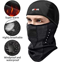 Wind-Resistant Face Mask/& Neck Gaiter,Balaclava Ski Masks,Breathable Tactical Hood,Windproof Face Warmer for Running,Motorcycling,Hiking-All We Want to Be are Dreamers