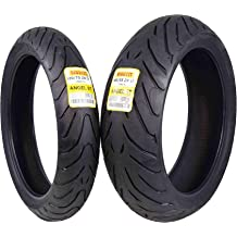 Speed Rating: Load Rating: 58 120//70ZR-17 Avon Tyres 3D Ultra Sport Tire Tire Size: 120//70-17 Tire Construction: Radial Rim Size: 17 W Tire Type: Street Front Position: Front Tire Application: Sport 90000001354