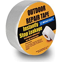 """2 Silver Duct Tape 2/""""x30/' Weather /& Water Resistant Camping Survival Emergency"""