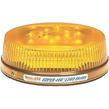 Permanent Mount 12 Volt Whelen Engineering Responder LP Mini Lightbar Amber Model# R1LPPA