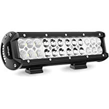 Liteway 12Inch 120W 12000LM CREE LED Light Bar Spot Flood Combo Work Light Waterproof Truck Offroad 4WD SUV ATV Driving Lamp 1 Year Warranty