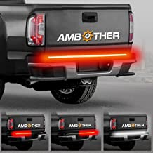 Tow Hitch Light Bracket Truck Hitch Light Mount LED Work Lights for Truck Trailer SUV Pickup FedEx,UPS EBESTauto Hitch LED Lights with 2 Inch Tow Hitch Bracket