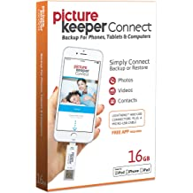 Picture Keeper Portable USB Backup Device Carrying and Storage Case