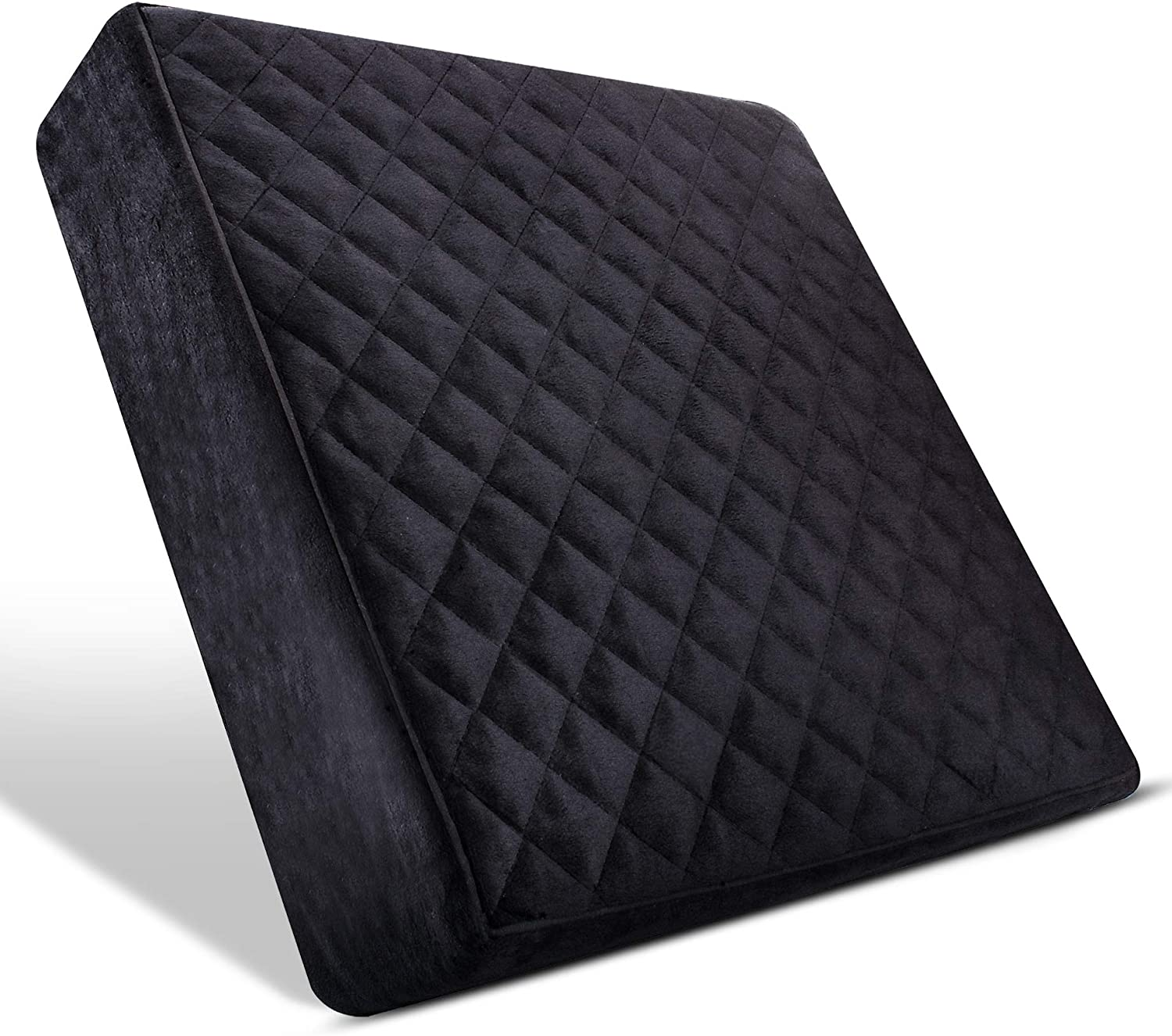 Comfortanza Chair Seat Cushion, Memory Foam For Dining Room Chairs