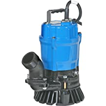 ECO-FLO Products EPP50 Pedestal Sump Pump with Vertical Float Switch 5,000 GPH 1//2 HP