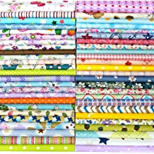 14 piece 100/% cotton CANVAS polka dot 25cm x 25cm bundle for sewing