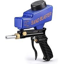 Aries Outlets Alumina Air Abrasion Kit Microetcher Sand Blasting Sandblaster 4 Holes