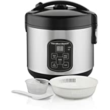 Continental Electric Professional Series 12-Cup Rice Cooker Silver PS75068 New.