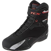 US 9 Black//EU 43 TCX Clima Surround Gore-Tex Adult Street Motorcycle Boots