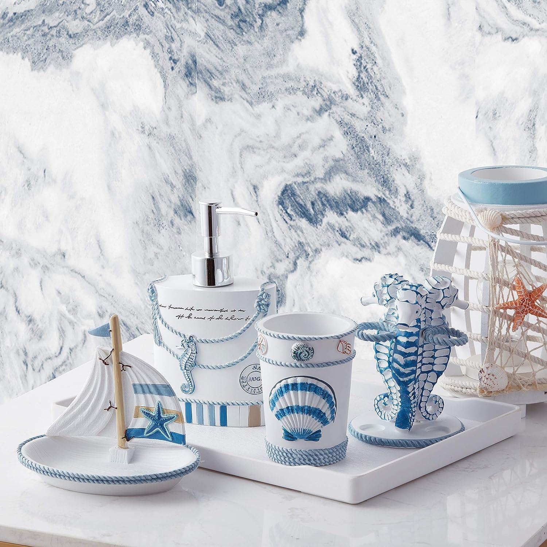 Unique Decorative Beautiful Designs, Beach Bathroom Accessories