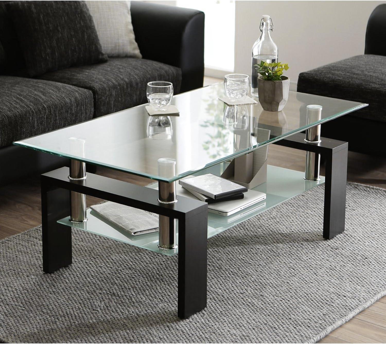 Living Room Modern Side Coffee Table, Modern Table For Living Room