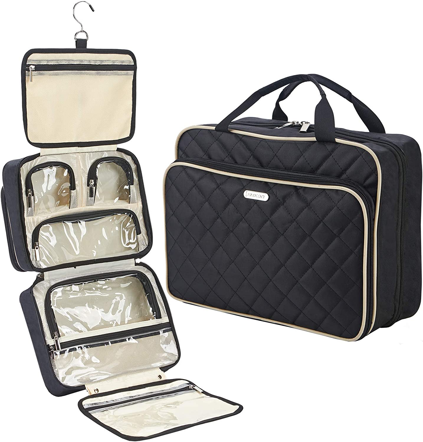 Findcozy Extra Large Toiletry Bag