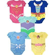 Disney Princess Belle Aurora I Rule Bedtime 2 Piece Baby Girls Sleepwear Pajama Set