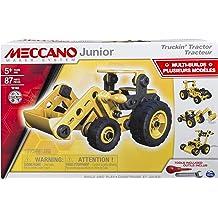 Meccano Rescue Squad 3 Model Set Building Construction 87 Pieces