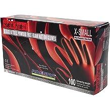ADENNA HERO Latex Powder Free Exam Gloves Pack of 50 Small,