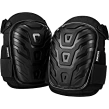 Brutus 79637BR Contour Washable Knee Pads for Hard and Soft Surfaces with...