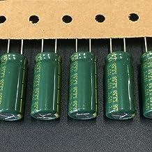AX Low Impedance Long life Capacitor 100pcs 330uF 50V330uf 10x22 SUNCON SANYO