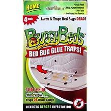 Catchmaster Slider Bed Bug Trap 4 Pack