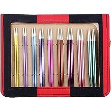 Knitter/'s Pride KP800417 Rainbow Knit Blockers-Package of 20
